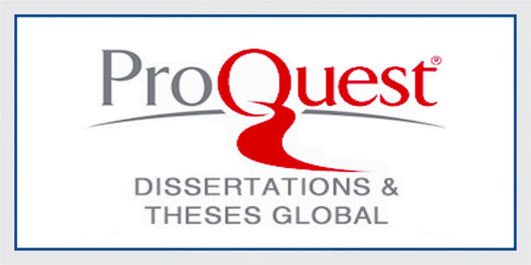 proquest dissertations & theses global Information about the proquest dissertations & theses global database dissertations proquest obesity research paper sealtributecom uk dissertations.